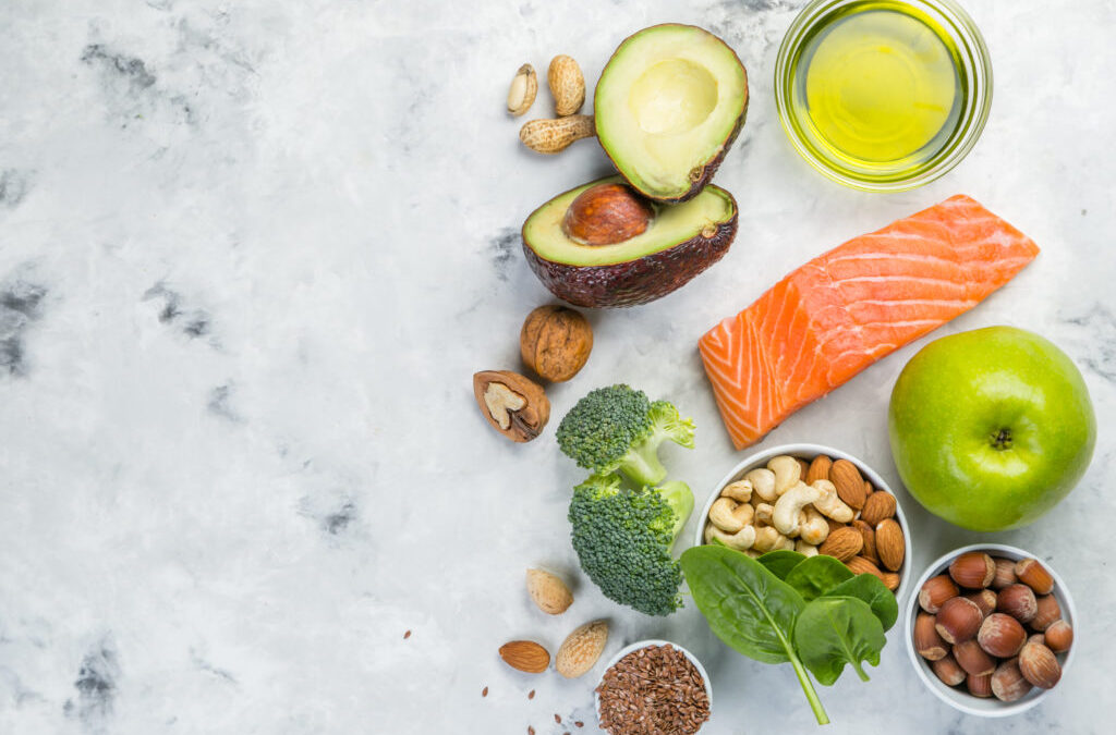 Less Calories + More Nutrients = Over 40 Nutritional Dilemma